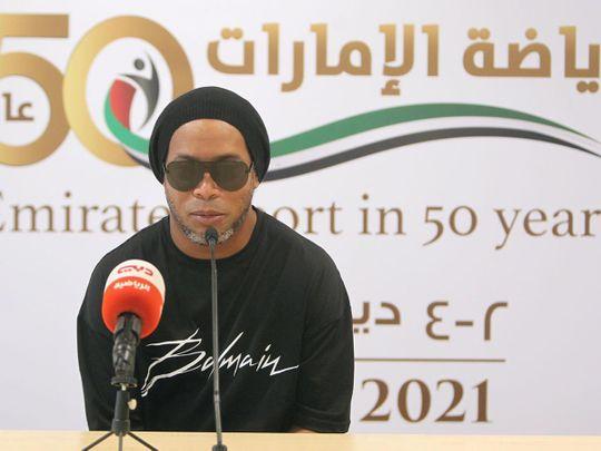 Football-Ronaldinho