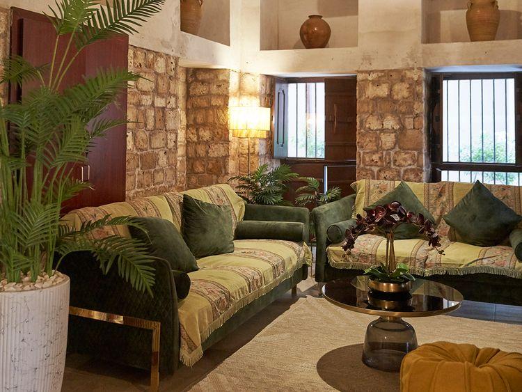 Inside Bayt Al Wakeel