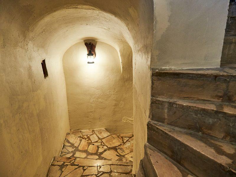 Staircase at Bayt Al Wakeel