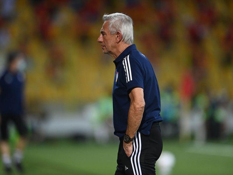 The UAE defeated Vietnam 3-2 to book their place in Qatar 2020 final round as group winners - Bert Van Marwijk