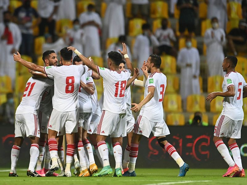 The UAE defeated Vietnam 3-2 to book their place in Qatar 2020 final round as group winners