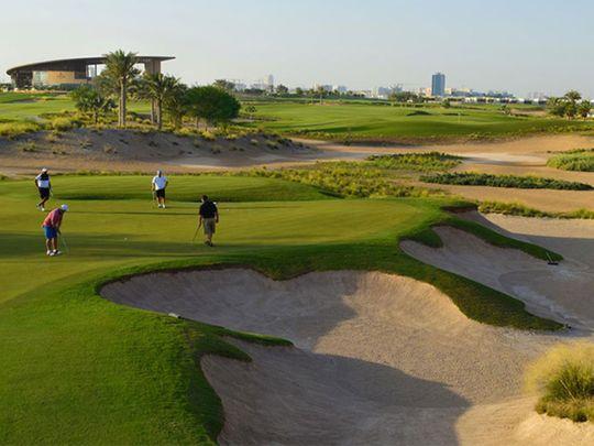 Trump International Golf Club, Dubai