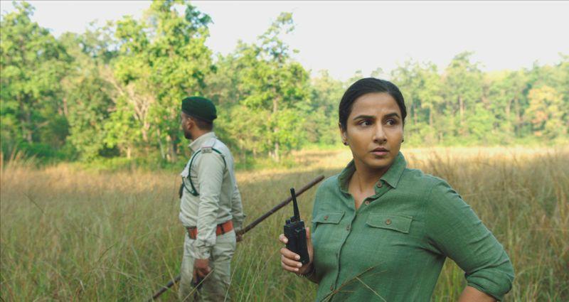 Vidya Balan as Sherni (2)-1623834308669