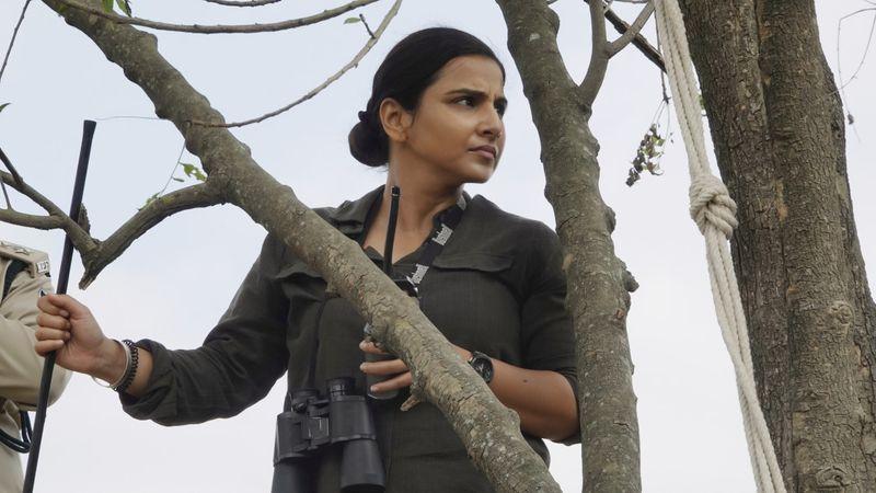 Vidya Balan as Sherni-1623834304066