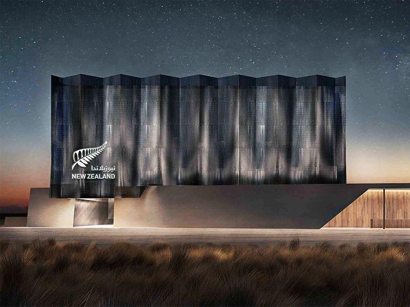 new zealand pavilion expo 2020