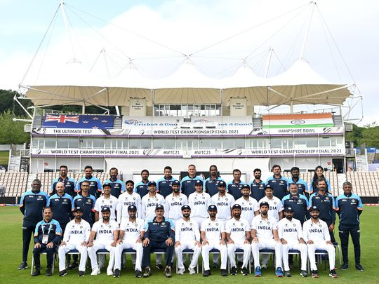 Cricket - Indian team