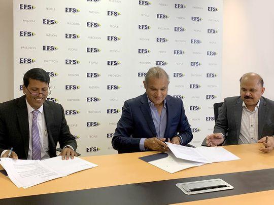 EFS-Guardian acquisition