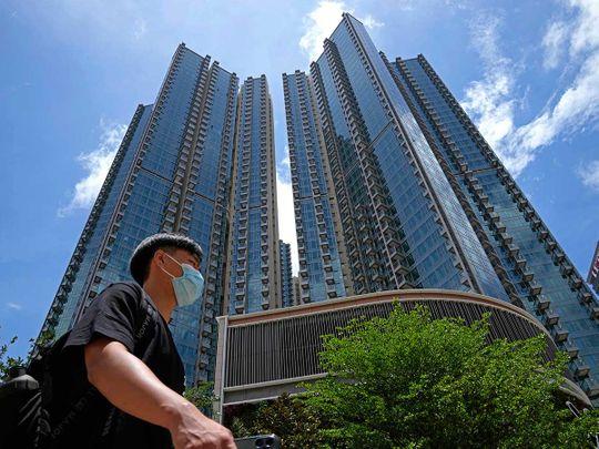 Hong Kong apartment vaccine covid