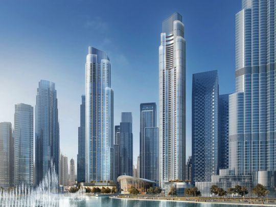 Il Primo Tower by Emaar