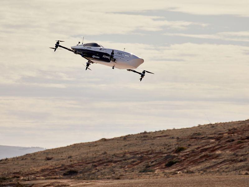 auto airspeeder