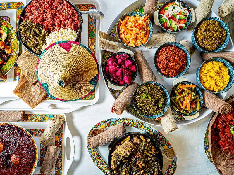 ethiopian-food-shutterstock