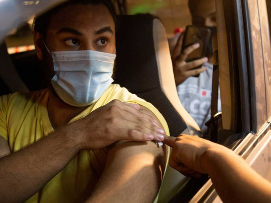 pakistan covid vaccine karachi