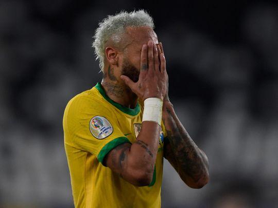 Football - Neymar