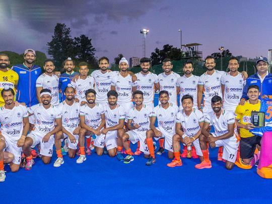 Hockey - India team