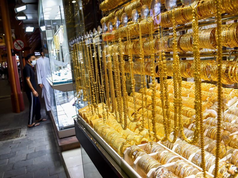 Stock - Dubai Gold 1