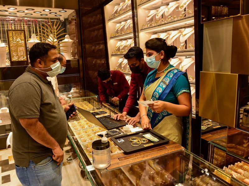 Stock - Dubai Gold