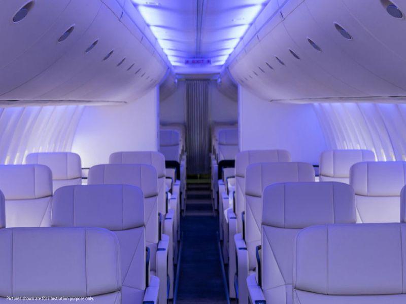 Stock - Prince Air