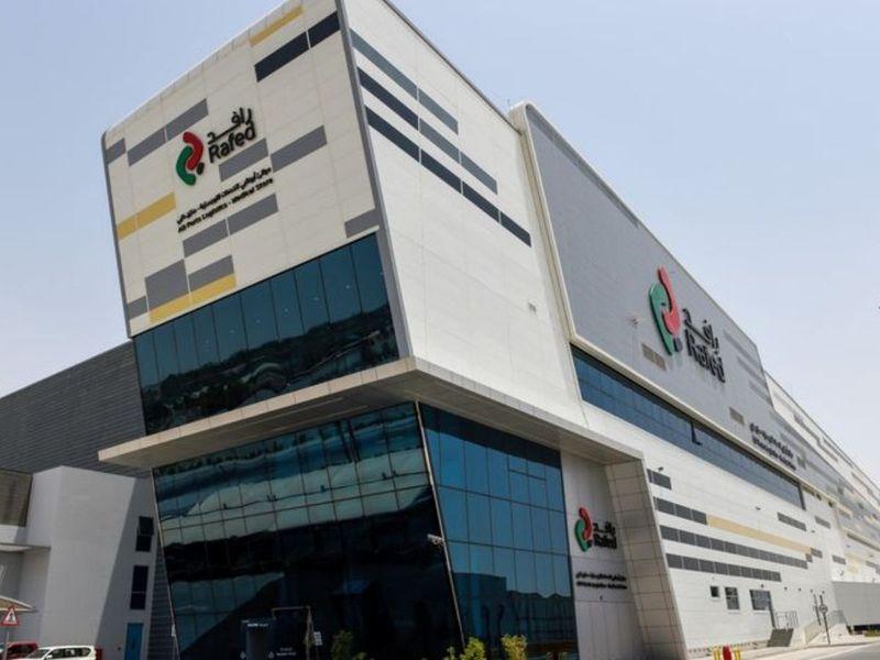 COVID-19: Exclusive tour inside Abu Dhabi's Hope Consortium vaccine hub