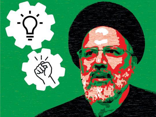 Ebrahim Raisi, President-elect of Iran