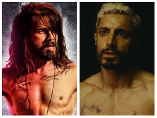 Shahid Kapoor in Udta Punjab and Riz Ahmed in Sound of Metal