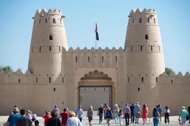 Al Jahili Fort-1624179960288