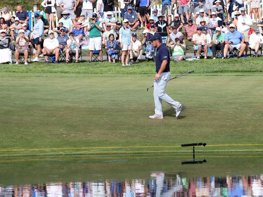 Bryson DeChambeau is looking to defend his US Open title