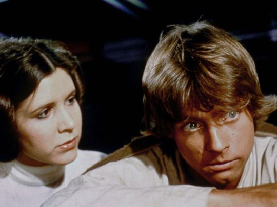 Carrie Fisher and Mark Hamill-1624169157139