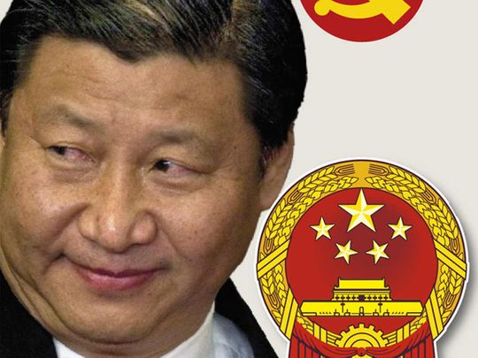 Infographic: Structure of the Chinese Communist Party