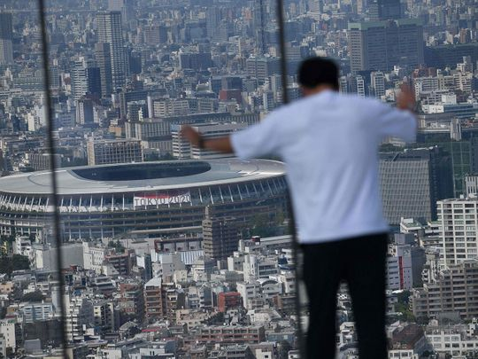 Fans will be limited for the Tokyo 2020 Olympic Games