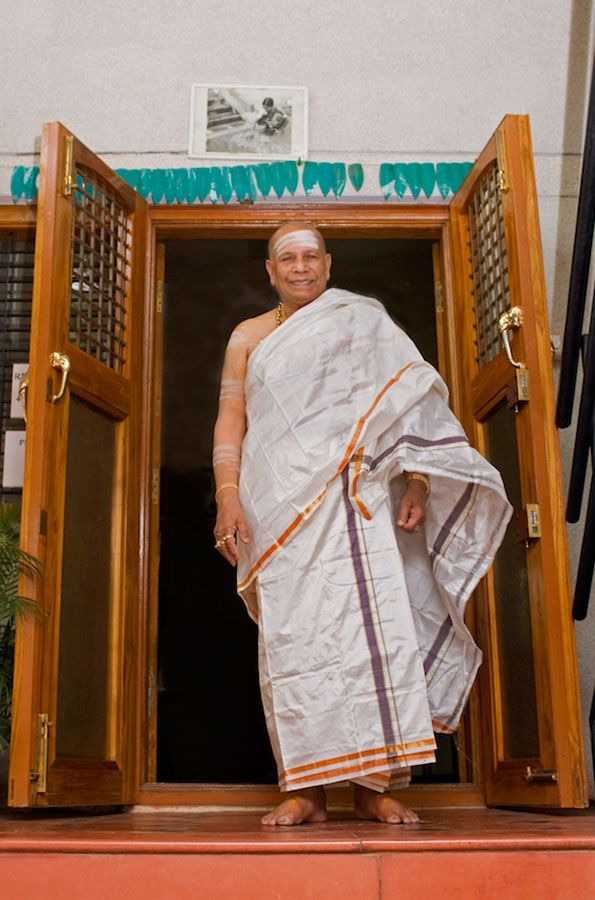 K. Pattabhi Jois