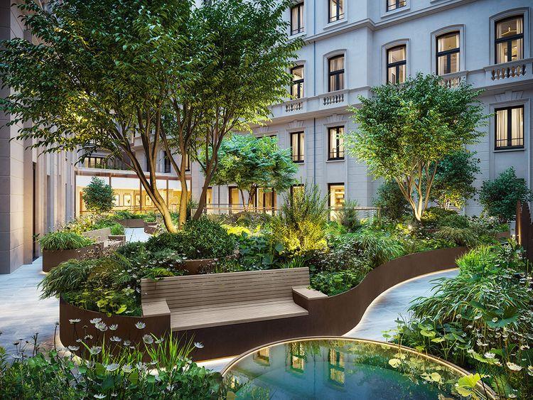 Stock-The-OWO-Residence-Garden
