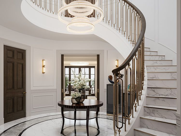 Stock-The-OWO-Residence-Stairwell