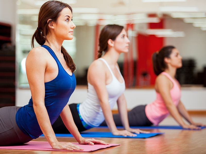 Does yoga really help heal your body and mind?