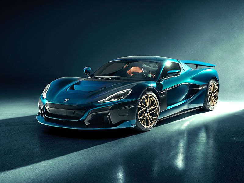 Rimac's Nevera: How does it compare with electrified supercars of past and present?