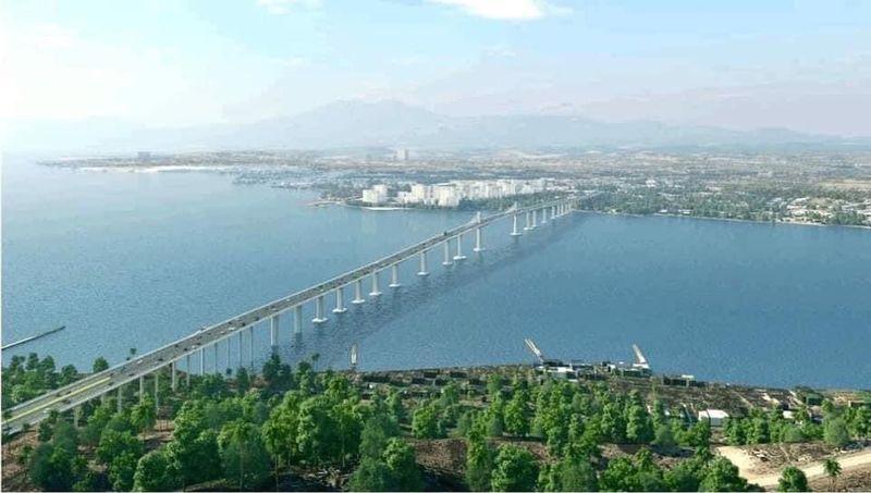 Davao Samal Bridge