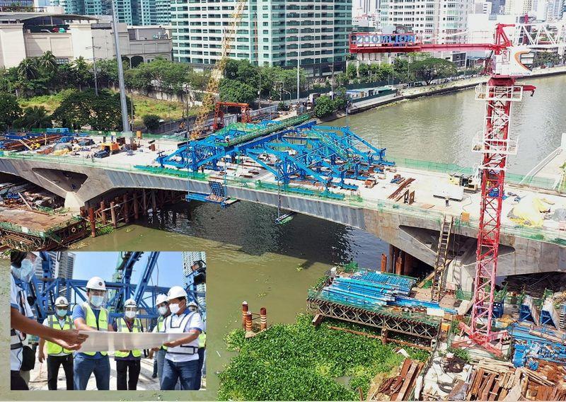 Estrella Pantaleon Bridge