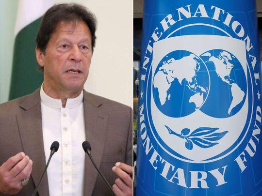 Imran Khan IMF
