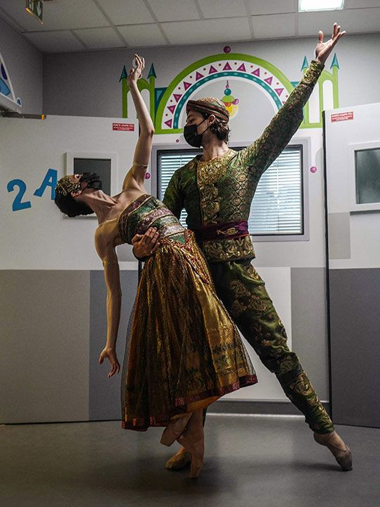 Paris ballet stars gallery