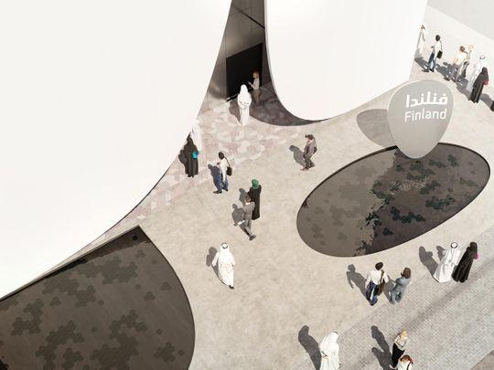 finland pavilion expo 2020