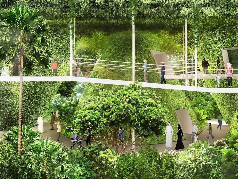 singapore pavilion expo 2020