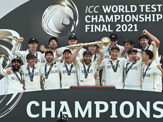 Cricket - NZ