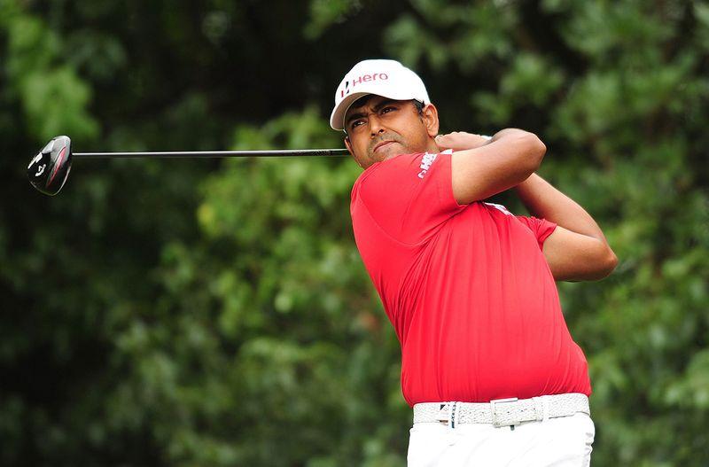 Golf - Anirban Lahiri
