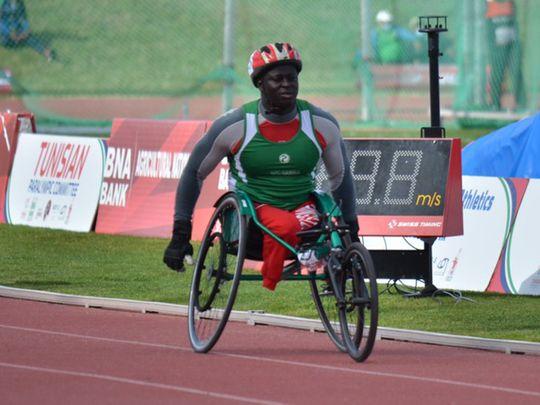 Paralympics: Malang Gamba