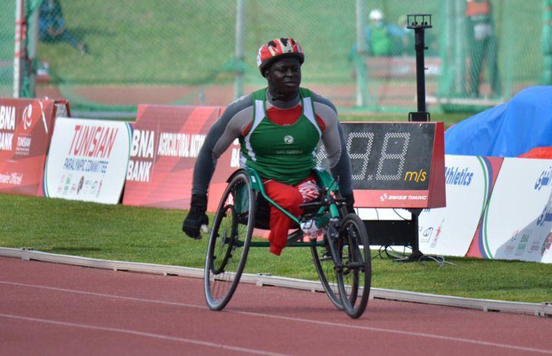 Tokyo 2020: Mansoor helps Gambian paralympian Malang Tamba's dreams come true