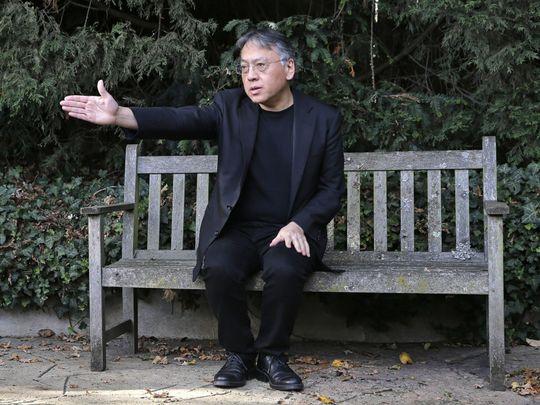 TAB Kazuo Ishiguro AP-1624439368174