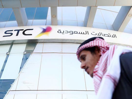 STOCK  Saudi Telecom STC