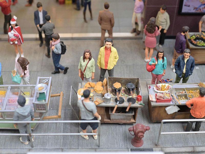 Hong Kong miniatures gallery
