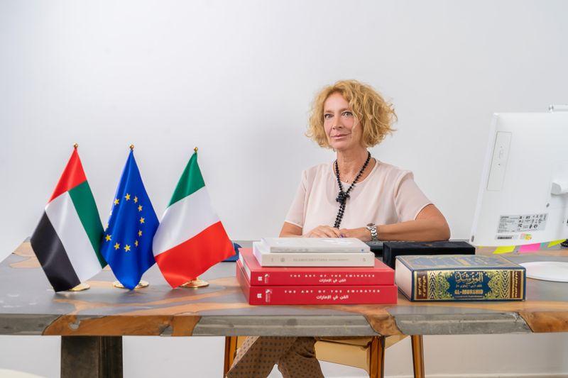 Ida Zilio-Grandi Director IIC-1624622540777