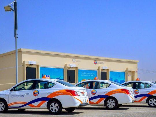 Sharjah Police activates field examination-1624602259108