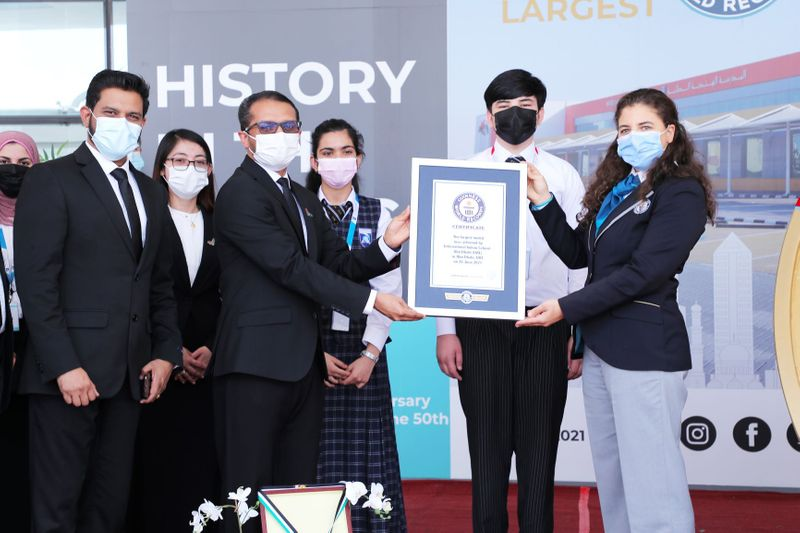 Guinness World Record for the Largest Medal-1624711501723